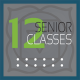 Senior Class Punch Card (Twelve Classes)