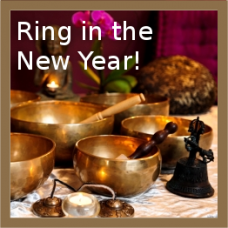 Ring In The New Year! Tuesday, January 1